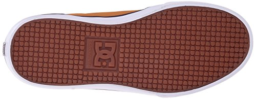 DC - Der Junge Rat Lowtop Schuhe, EUR: 30, Wheat/Dk Chocolate