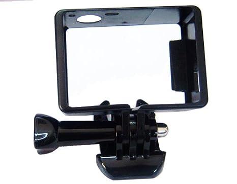Cámara OEM estándar frontera marco Monte protector carcasa para GoPro HD HERO 3 cámara