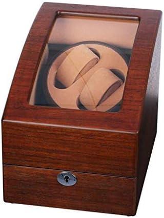 ウォッチワインダーウォッチワインダーボックス自動2 + 3ウォッチワインダーサイレント耐磁シェイク表自動ウォッチワインダーターンテーブル装置機械式時計ストレージ
