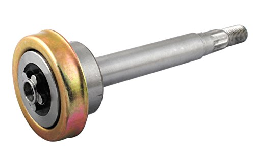 wadoy 192872 532192872 Spindle Shaft for Husqvarna/AYP/Poulan/Roper/Craftsman/Weed Eater Lawn Mower
