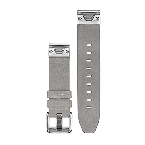 Garmin WechselarmbandGrau20 Mm Armband 20mm Quickfit Veloursleder bHeIYEW9D2