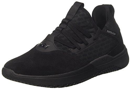 Herren Titanium black Black Sneaker Supra 1YqOp