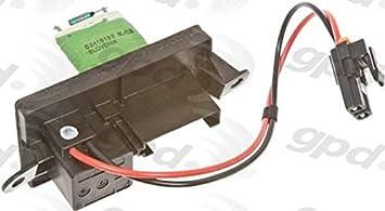 Global Parts Distributors GPD HVAC Pressure Switch 1711677