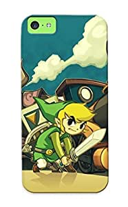 For ipod touch4 Fashion Design The Legend Of Zelda Case-6df40b52182 / Cover Specially Made For Thanksgiving Day's Gift