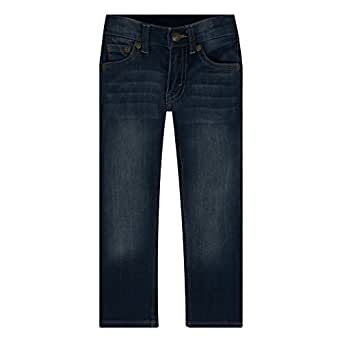 Levi's Big Boys' Skinny Fit Jeans, Indigo River, 8