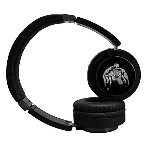(MagicQ New Viking Bear Bluetooth Headphones,Hi-Fi Stereo Earphones Headset.)