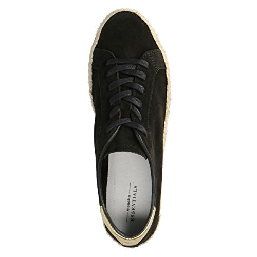 Damen Sneaker Low Low Damen Damen Schwarz Low Sneaker Sacha Sacha Sneaker Sacha Schwarz qZCwrzHq