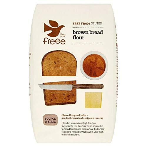 Doves Farm - Brown Bread Flour - Free From Gluten - 1Kg