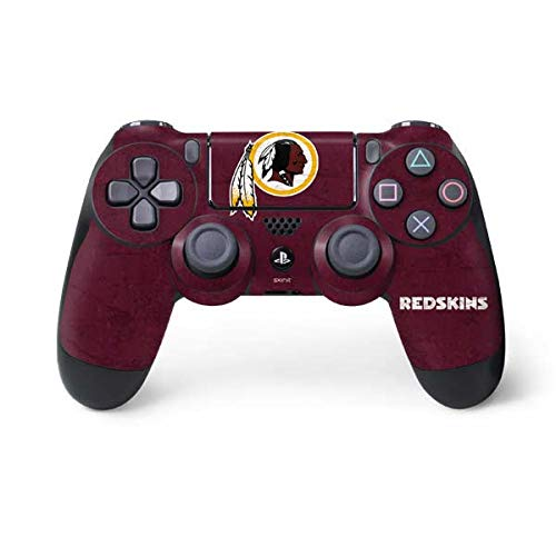 NFL Washington Redskins Distressed Skin for Sony PlayStation 4/ PS4 Dual Shock4 Controller