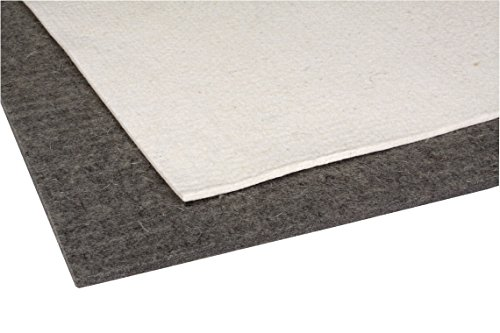 Jack Richeson Blanket Pusher for Small Press, 12 x 26 x 1/8 Inches, White