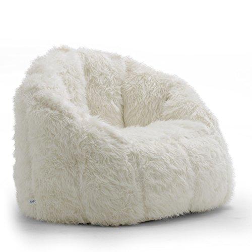 Prime Big Joe Milano Bean Bag Chair Ivory Pabps2019 Chair Design Images Pabps2019Com