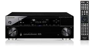 Pioneer VSX-920-K - Receptor AV (7.1, 24-bit/192kHz, 5 - 100000 Hz, 6 Ohmio, 100 Db, 3.5 mm) Negro