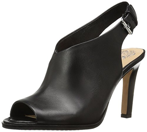 Vince Camuto Women's Nattey Dress Sandal, Black, 9.5 M US by Vince Camuto