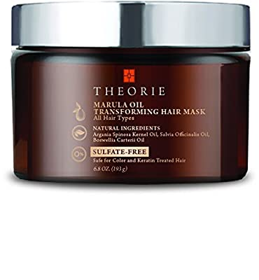 Theorie Marula Oil Transforming Hair Mask for all Hair Types
