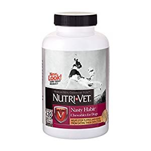 Nutri-Vet Nasty Habits for Dogs, 120 ct