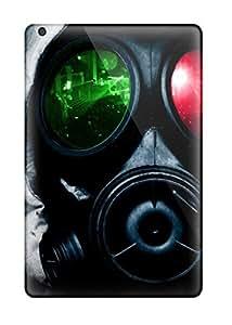 Hot Style PfVRAAG3924LRKUa Protective Case Cover For Ipadmini/mini 2(gas Mask)