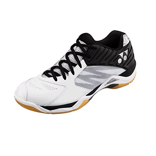 YONEX Comfort Z Men's Badminton Tennis Indoor Court Gym Shoes (M10.5 (28.5CM)) White