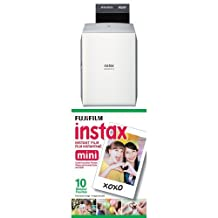 Fujifilm Instax Share Smartphone Printer SP2 (Silver) with Film