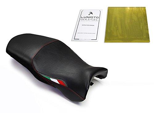 Ducati Supersport 1999-2007 Luimoto Team Italia Seat Cover + Gel Pad