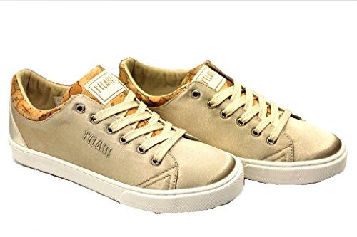 ALVIERO Cipria Sneakers Casual 00092 P3A4 Tortora e MARTINI 1a Classe Donna Tortora OXnOrq