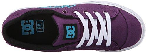 DC - Damen-Schuh Chelsea W Vulkanisierte, EUR: 36, Purple Wine