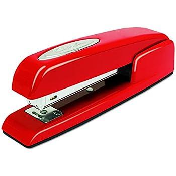 Swingline Stapler, 747, Manual, 25 Sheets Capacity, Business, Desktop, Rio Red (74736)