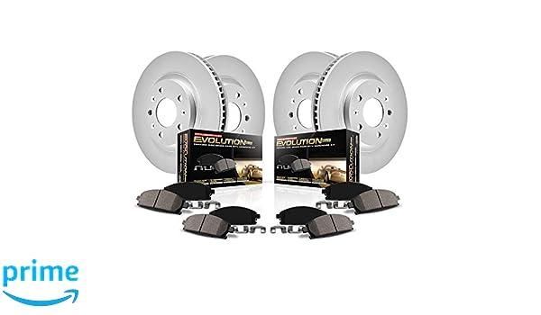 TRW TPC1427 Premium Ceramic Rear Disc Brake Pad Set