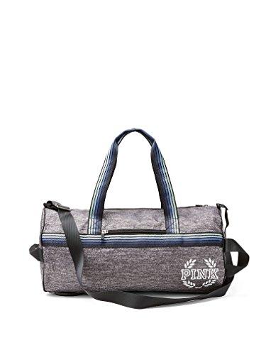 94a2d38b39a0 Victoria s Secret PINK Gym Duffle Tote Bag -Grey Marl Gradient