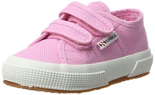 Superga 2750 Jvel Classic - Zapatillas de casa Unisex Niños Pink (Pink Begonia)