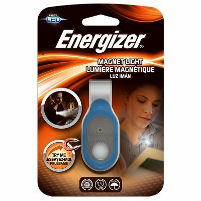 Energizer ENHFM2B 6 Pack Led Magnet Light
