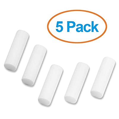 Fancii Mini Personal Humidifier Replacement Filters (Pack of 5) for Model FC-AM2PH