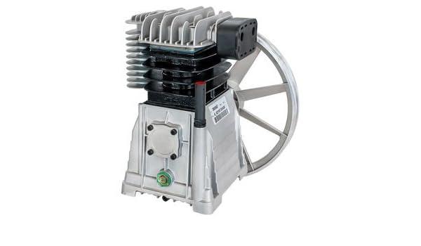 ABAC B3800BF - Cabezal compresor de aire con filtro de aire (4 CV, 9 Bar): Amazon.es: Bricolaje y herramientas