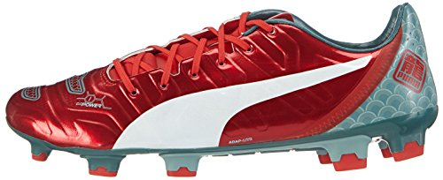 sale in China pick a best cheap online adidas Puma Evopower 1.2 Firm Ground Football Boots (Red) Red sale prices uZxD35lBN
