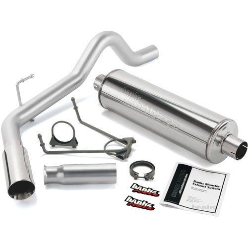 Banks 48130 Monster Exhaust System -