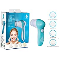 Pursonic 5-in-1 Facial Cleansing Brush & Massager Combo Kit