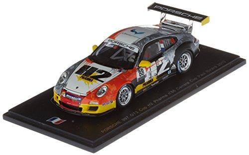 Champion Class B Porsche Carrera Cup 2011 Porsche 997 GT3 Cup No.24 H.Hassid