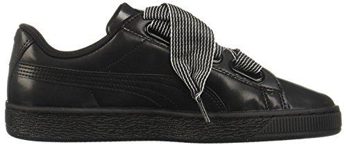 Black Pour Femmes puma Chaussures Black De Basket Puma fT40qt