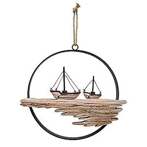 414L%2BufOboL._SS300_ Nautical Wooden Signs & Nautical Wood Wall Decor