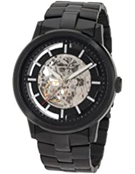 Kenneth Cole New York Mens KC3981 Chronograph Silver and Black Dial Watch