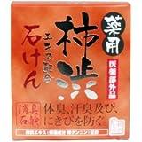 (2017年春の新商品)(マックス)薬用 柿渋エキス配合石けん 100g(医薬部外品)(お買い得3個セット)