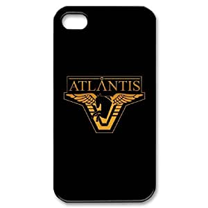 Stargate Atlantis For iPhone 4,4S Csae protection Case DHQ641693