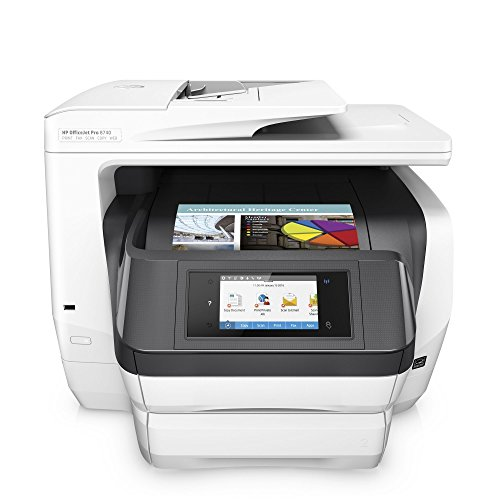 HP OfficeJet Pro 8740 All-in-One Wireless Printer with Mobile Printing, Instant Ink...