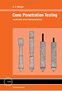 Cone geotechnical in penetration practice testing