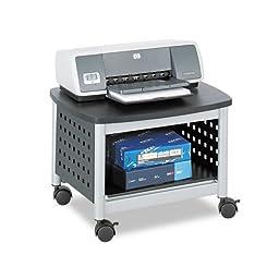 SAF1855BL - Safco Scoot 1855BL Printer Stand