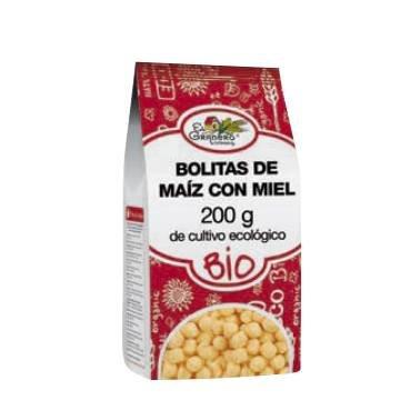 BOLITAS MAIZ C/MIEL BIO 200GR