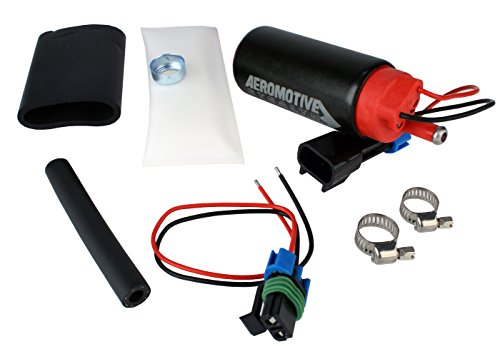Aeromotive 11569 340 Series Stealth in-Tank E85 Fuel Pump-Center Inlet-Offset (GM Applications) (Best E85 Fuel Pump)