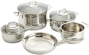 wmf collier cookware set 8 piece kitchen dining. Black Bedroom Furniture Sets. Home Design Ideas