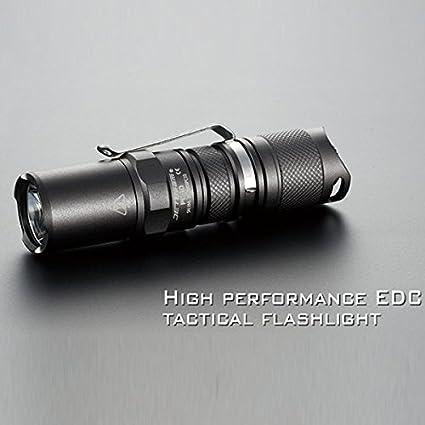 JETBeam PC10 XM-L T6 High-performance Tactical Flashlight