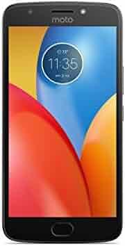 Moto E Plus (4th Generation) - 32 GB - Unlocked (AT&T/Sprint/T-Mobile/Verizon) - Iron Gray