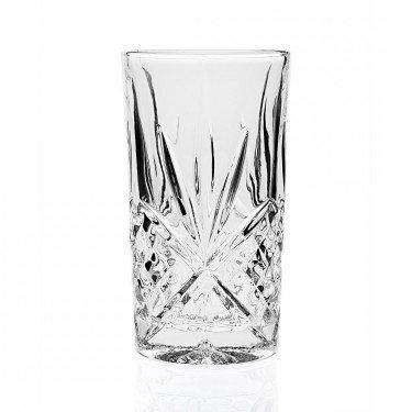Godinger Dublin Set of 4 Highball - Glasses Dublin